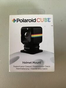Polaroid Cube Helmet Mount for the Polaroid Cube and HD Action Lifestyle Camera