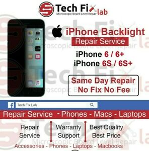 the latest 54308 246aa iPhone 6 6S 6 Plus 6S Plus No Backlight Black Dim Screen No Light ...