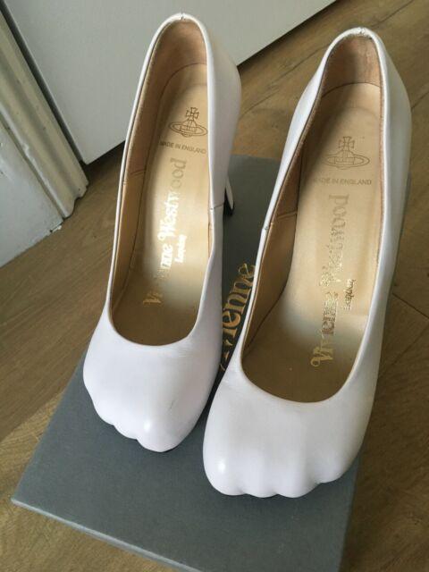 Vivienne Westwood Almond Toe Court Shoe