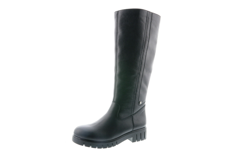Rieker x2692-00 señora caña caña caña botas cálidas forro negro echleder nuevo  servicio considerado