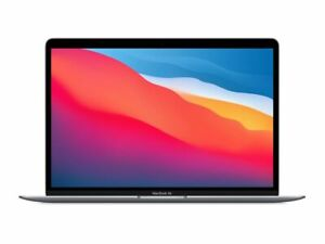 "Apple MacBook Air Ret. 13"" M1 8-Core 8 GB RAM 256 GB SSD, grau (2020)"