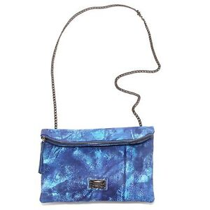 Image is loading 7962S-borsa-donna-GEOX-FOR-VALEMOUR-tracolla-blu- 1fa65c67830