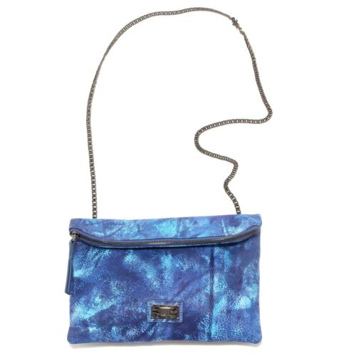 7962S borsa donna GEOX FOR VALEMOUR tracolla blu hand bag woman