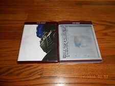 TRANSFORMERS - 2007 - HD DVD (LaBEOUF/FOX/GIBSON/DUHAMEL/VOIGHT)