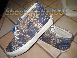 9da764b226 Vans Sample Chukka Boot CA Batik Indigo Dress Blues OTW 9 Syndicate ...