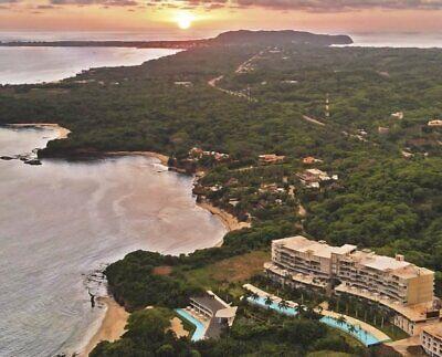 Terreno en Punta de Mita Frente al Mar desde 600 m2 con Financiamiento Sin Intereses