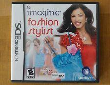Imagine: Fashion Stylist (Nintendo DS, 2010)