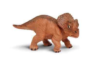 Wild Safari Monde Préhistorique Sauropelta Safari Ltd nouveau jouet éducatif Figure