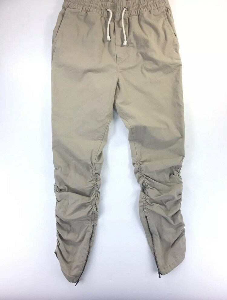 H&M Fog style twill pants zipper fear of god mens size 28