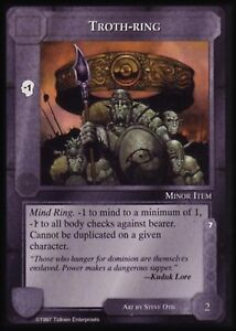 MECCG CCG Middle-earth Use Your Legs Against the Shadow ATS MINT