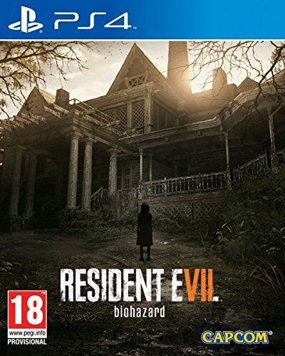 Resident Evil VII Biohazard PlayStation VR ready - PlayStation 4
