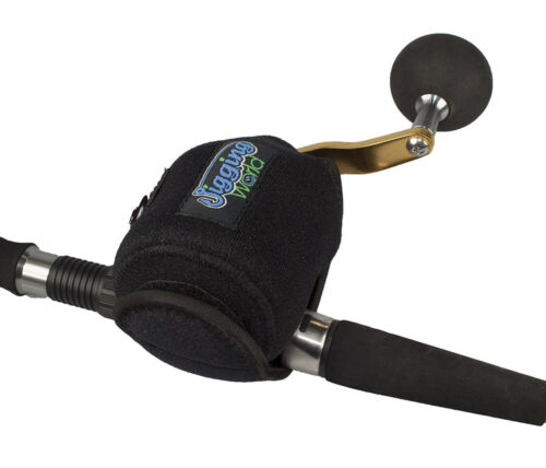 Large Extra Narrow Jigging World Conventional Reel Covers