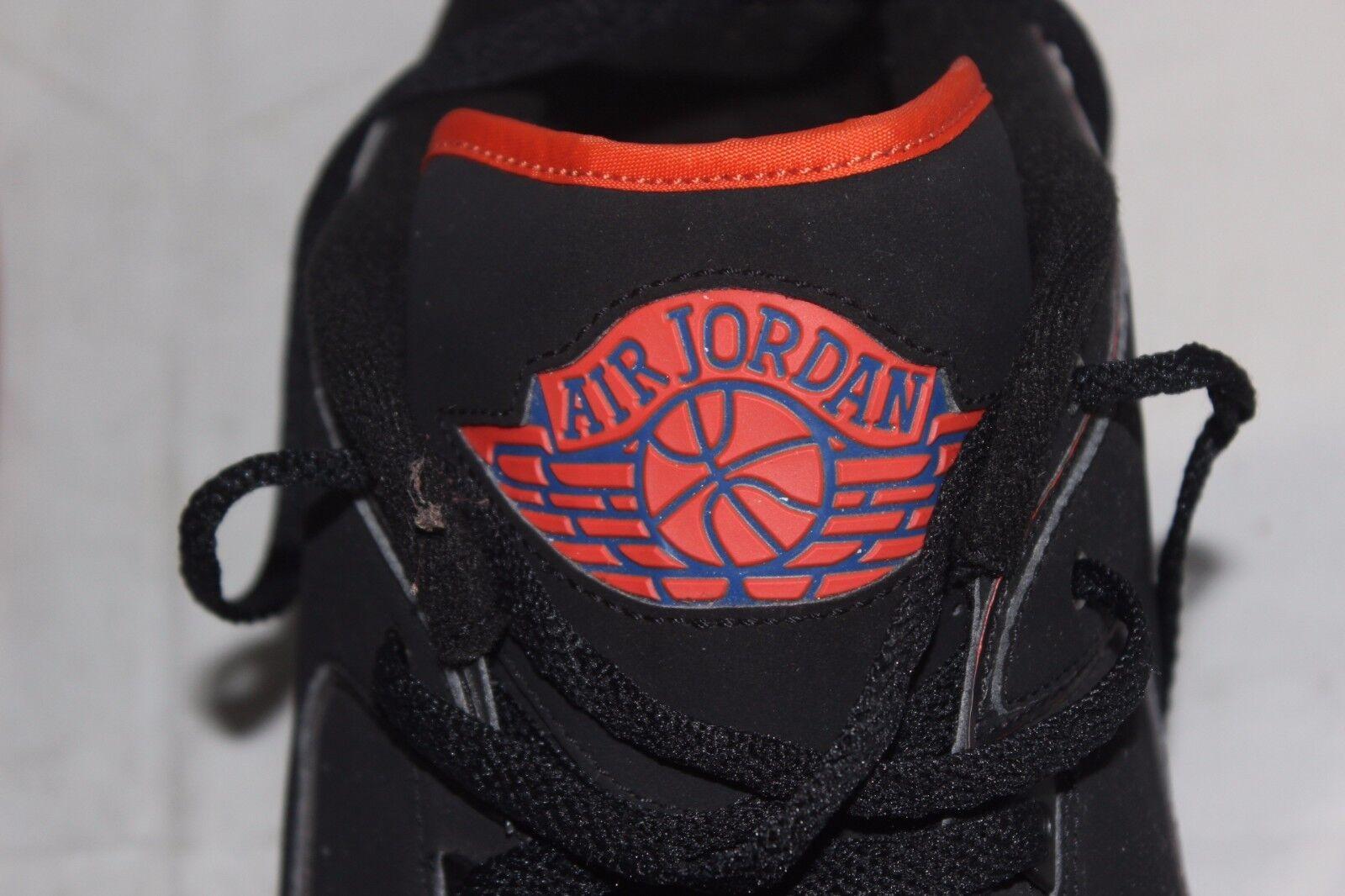 Jordan Unreleased Player Exclusive Sample II II Sample 2 JaROT Jeffries NY Knicks sz 17 6fd49a