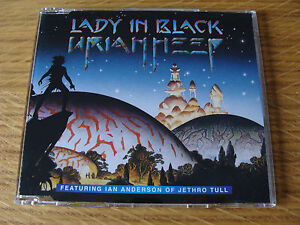 CD-Single-Uriah-Heep-Lady-In-Black