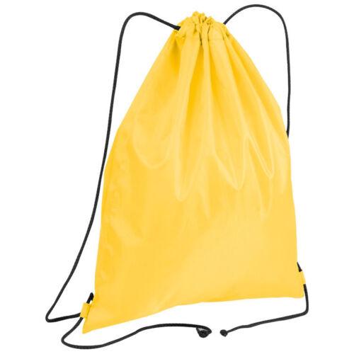Sportbeutel Gymbag Turnbeutel Farbe gelb