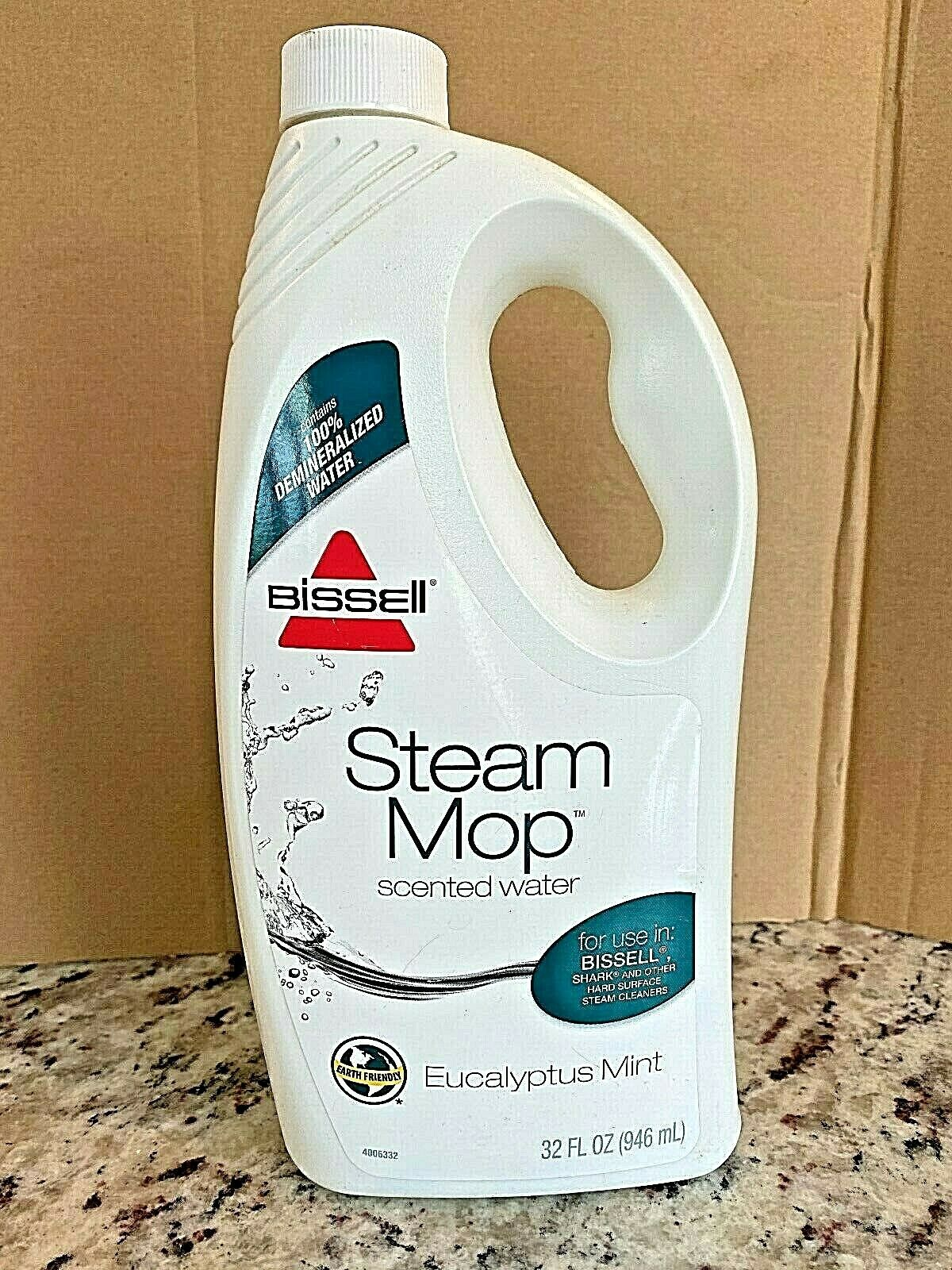 Demineralized Water Steam Mop Scented