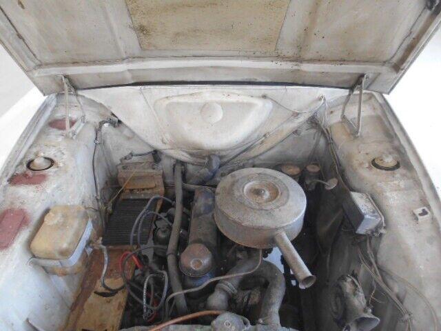 Ford Cortina, 1,2 De Luxe, Benzin