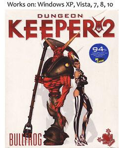 Dungeon-Keeper-2-PC-Game-1999-Windows-XP-Vista-7-8-10