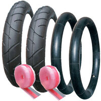 280 X 65-203 TYRE AND TUBE SET  - Puncture Protected
