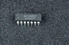 10x mc-1488-p quad line eia-232d Driver Interface IC transmisor rs-232 dip-14