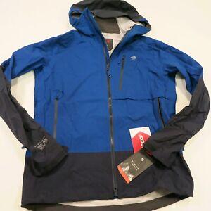 400-Mountain-Hardwear-Men-039-s-Superforma-Jacket-Medium-Blue-NWT