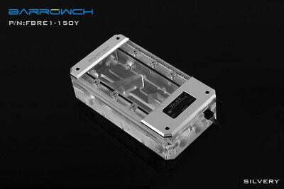 Barrowch Boxfish Acrylic Transparent Digital Reservoir 150mm Black FBRE1-150Y