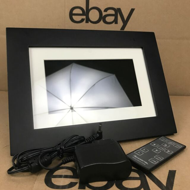 Pandigital Panimage PI7002AWB 7-Inch LED Digital Picture Frame (Black) 7.K1