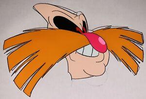 DR-IVO-EGGMAN-ROBOTNIK-Art-Adventures-of-Sonic-the-Hedgehog-Animation-Cel-NM