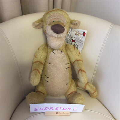NWT Christopher Robin Winnie the pooh movie tigger Plush Disney Store Limited