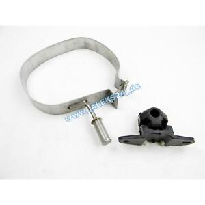 Edelstahl-Topfhalter-Halteband-Auspuff-Aufhaengung-Schalldaempfe-Peugeot-308-3008