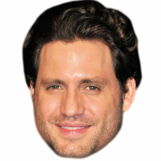 Edgar Ramirez Celebrity Mask, Card Face and Fancy Dress Mask