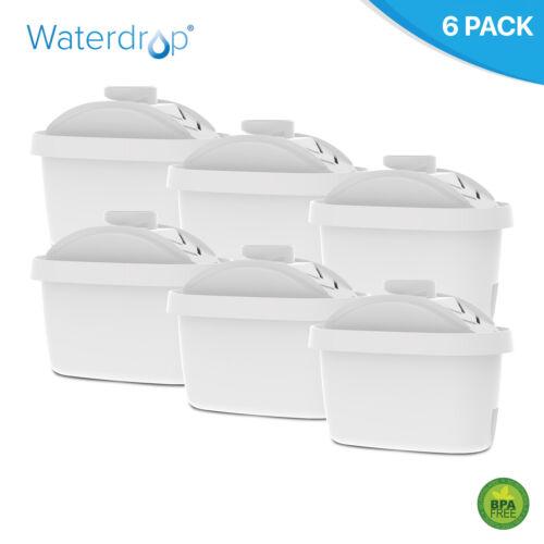 6 Waterdrop Remplacement Filtre Cartouche pour Bosch Tassimo Boissons Chaudes À