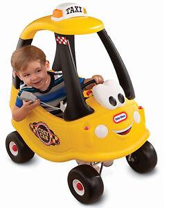 auto-montar-en-a-empujar-taxi-amarillo-con-radio-funciona-juego-ninos-2-5-anos