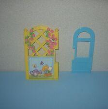 Dora the Explorer Shop 'n Go Market Playset Front Door Replacement Toy Part