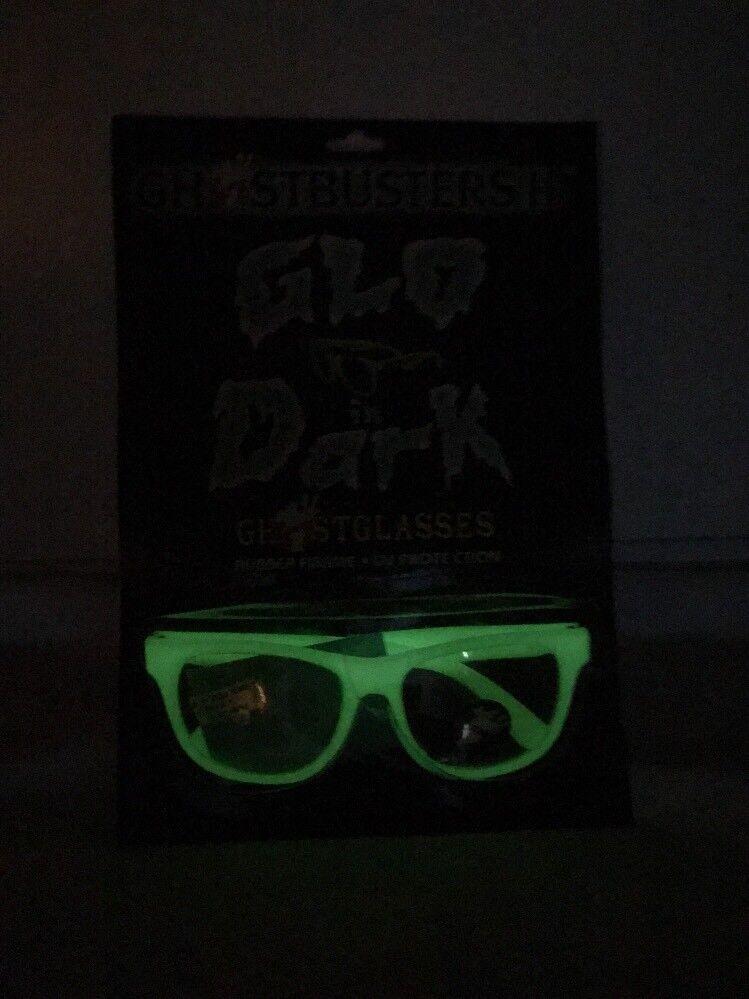 Vintage 1989 Kenner Ghostbusters II GLO IN DARK GhostGlasses Columbia Pictures