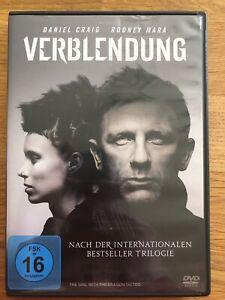 Verblendung (DVD, 2011) - Gut erhalten - Erndtebrück, Deutschland - Verblendung (DVD, 2011) - Gut erhalten - Erndtebrück, Deutschland