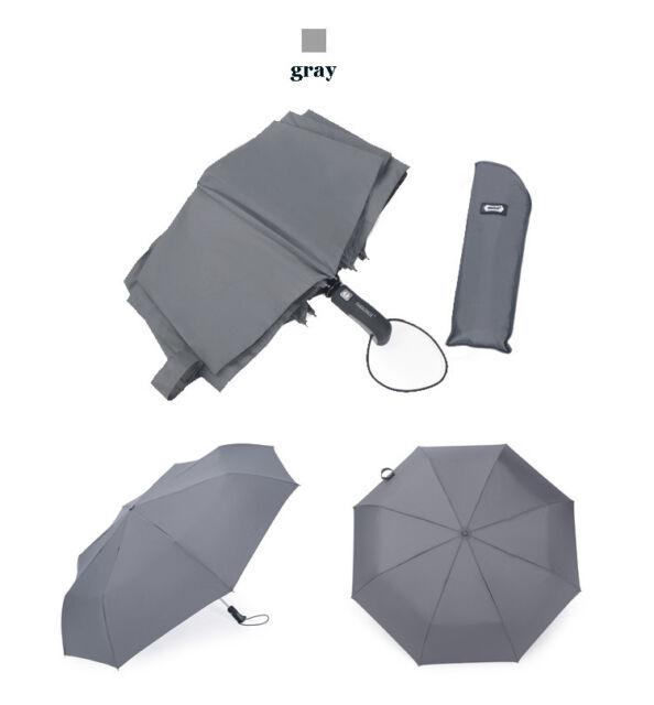 Larger Men/'s Nylon Automatic Umbrella Quality Brand Folding Windproof Free Shipp
