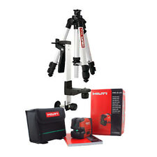 New Hilti Laser Line Laser Kit Pm 2 Lg Green Line Laser Measuring Systems
