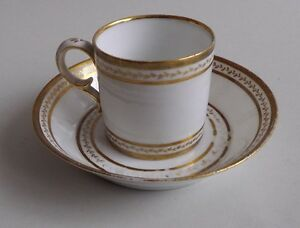 Paris-Tasse-litron-en-porcelaine-a-decor-de-frises-or-XIXe-siecle