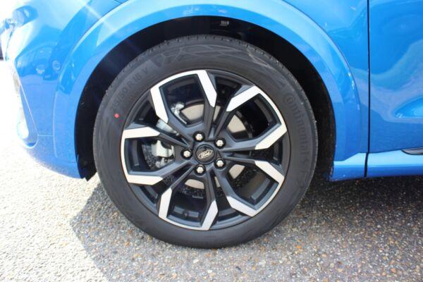 Ford Puma 1,0 EcoBoost mHEV ST-Line X - billede 4