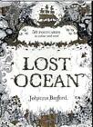 Lost Ocean Postcard Edition von Johanna Basford (2016, Box)