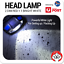 2-x-Red-amp-White-LED-Astronomy-Headlamp-Night-Light-Head-Torch-inc-Batteries thumbnail 3