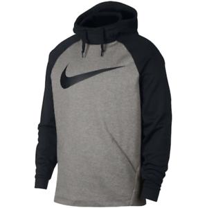 049ee689ac NWT Men's Nike Big & and Tall Therma Swoosh Training Hoodie Dark ...
