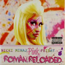 CD - Nicki Minaj - Pink Friday: Roman Reloaded - A 641