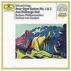 Grieg Peer Gynt Suiten Nr. 1 & 2, opp. 46, 55/Aus Holbergs Zeit, op. 40.... [CD]