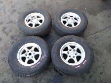 Mitsubishi Pajero Evolution Jdm Rhd 16 Wheels Witho Tires V55w 97 99 Mr 319983 Ka
