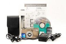 【Near Mint!!】Contax TVS Digital Camera Vario Sonnar 2.8-4.8 /7.3-21.9 193078