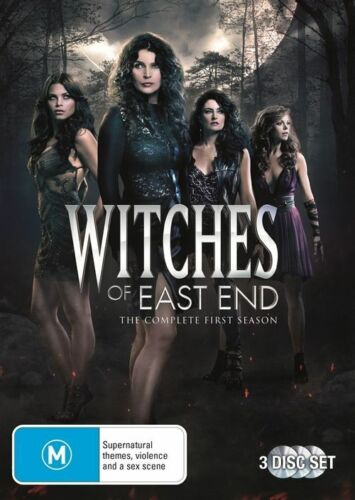 1 of 1 - WITCHES OF EAST END The complete First Season one DVD R4 New Sealed