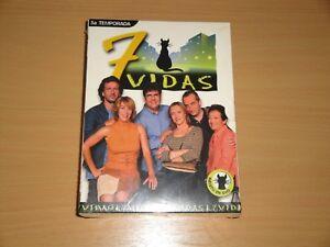7-VIDAS-5-QUINTA-TEMPORADA-EN-DVD-SERIE-DE-TV-CON-6-DISCOS-Y-13-EPISODIOS-NUEVA