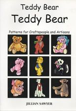 Teddy Bear Teddy Bear : Patterns for Craftspeople and Artisans #BNAB21Feb63